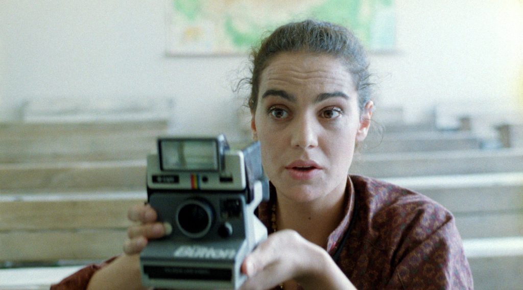 Maia Morgenstern în Balanța sursa:   CHENE, LE_© 1992 Parnasse Production – Scarabée Films