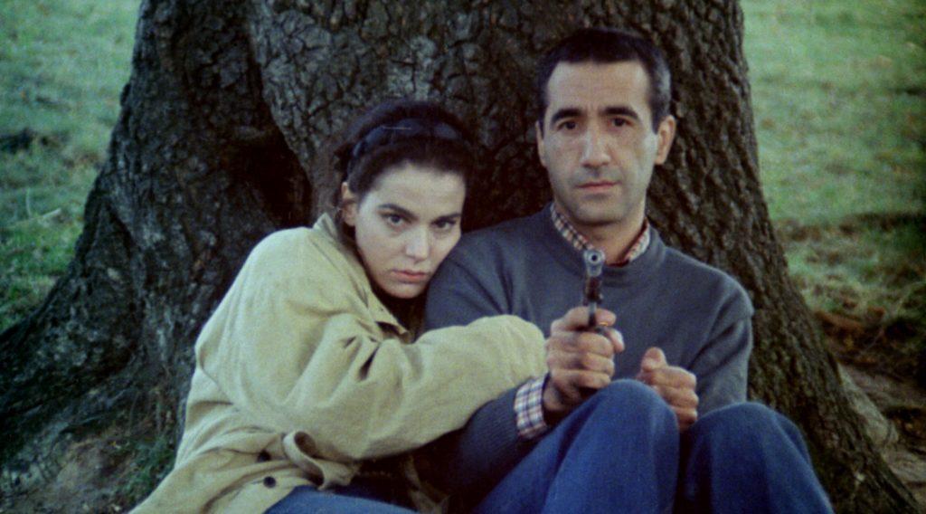 Maia Morgenstern și Răzvan Vasilescu în Balanța sursa:   CHENE, LE_© 1992 Parnasse Production – Scarabée Films