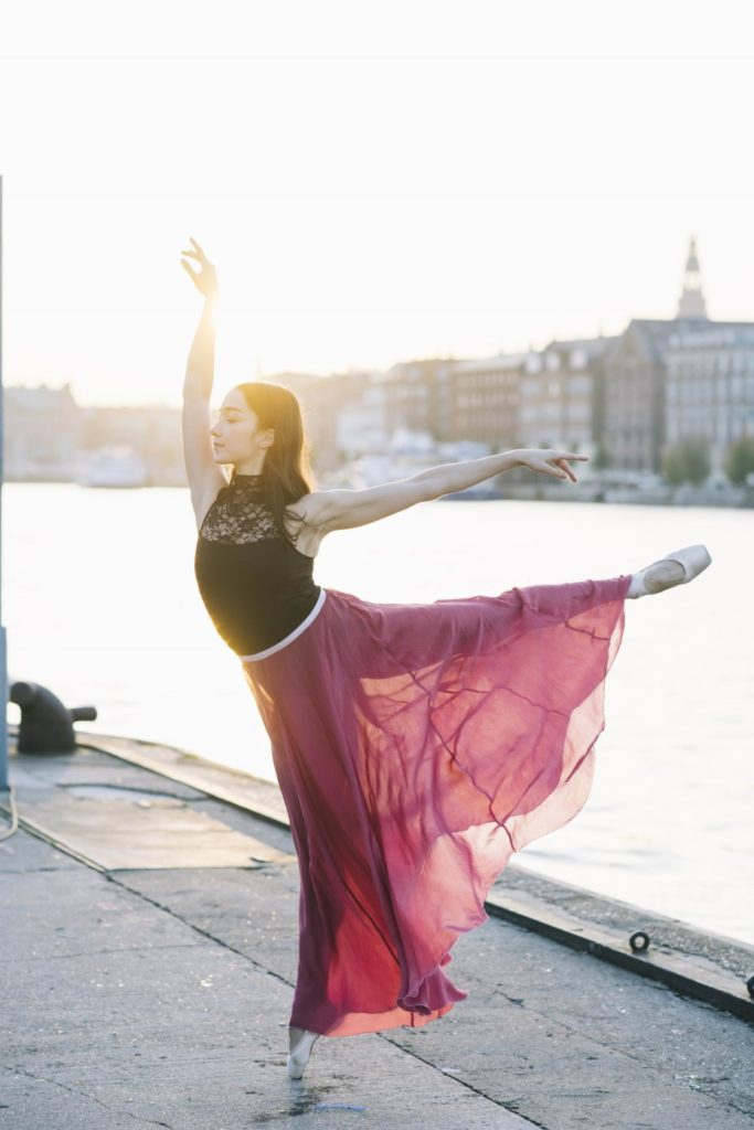 "Marina Minoiu foto:  Selina Meier for ""What Dance Can Do"" project"