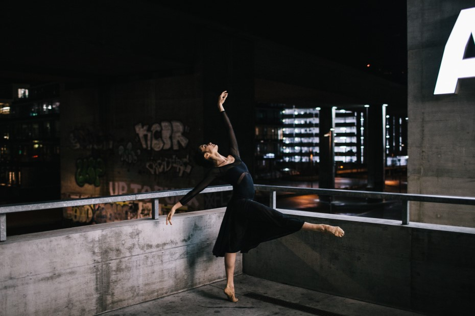 Marina Minoiu foto:  Nico Hudak