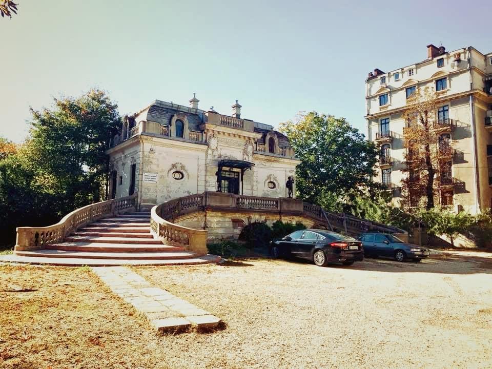 Casa Memorială George Enescu, București, 2017 foto: București, frumos mai ești/ Facebook