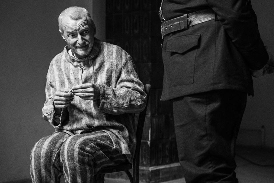 Richard Bovnoczki, Enache Vizirian în filmul Cardinalul