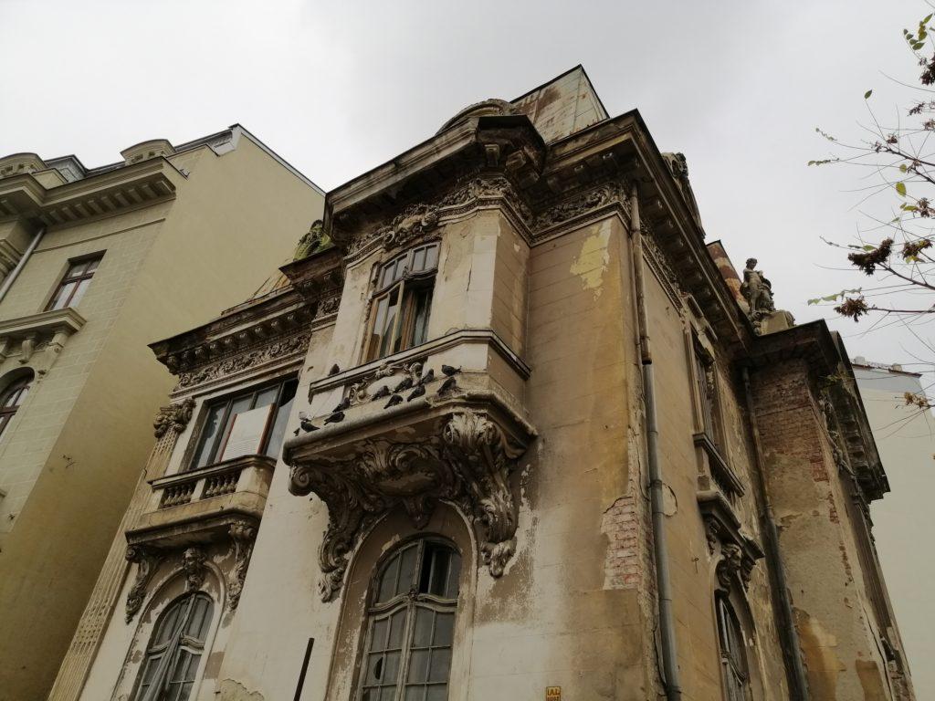 Casa Nanu Muscel în februarie 2020/ foto: Cultura la dubă