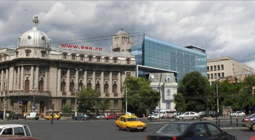 Așa va arăta noua clădire de 7 etaje foto: ASE
