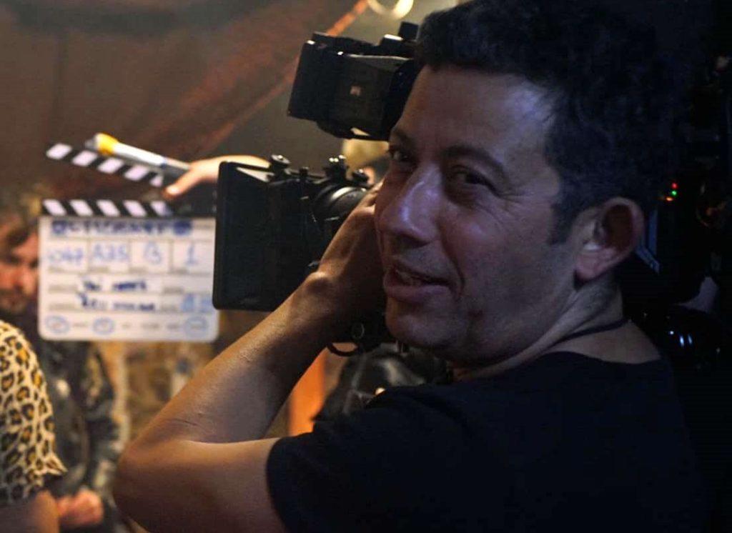 Alexandru Solomon, regizor și operator de imagine foto: arhiva personală