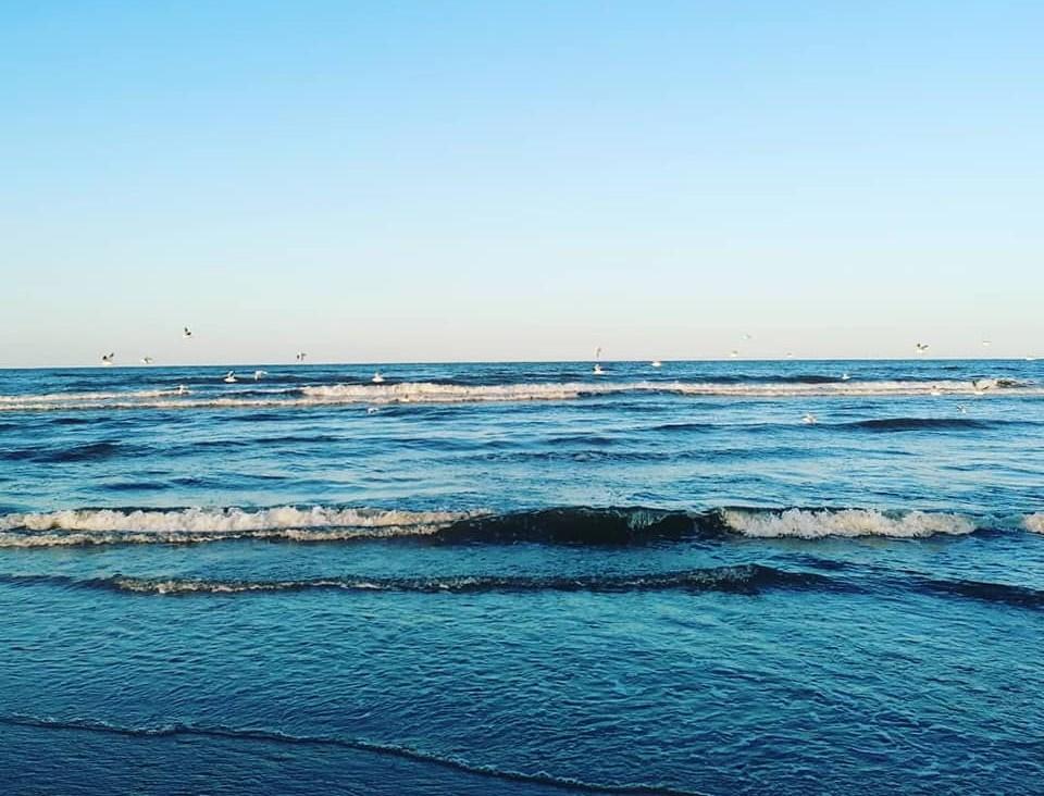 Marea Neagră la Sfântu Gheorghe/ foto: Cultura la dubă