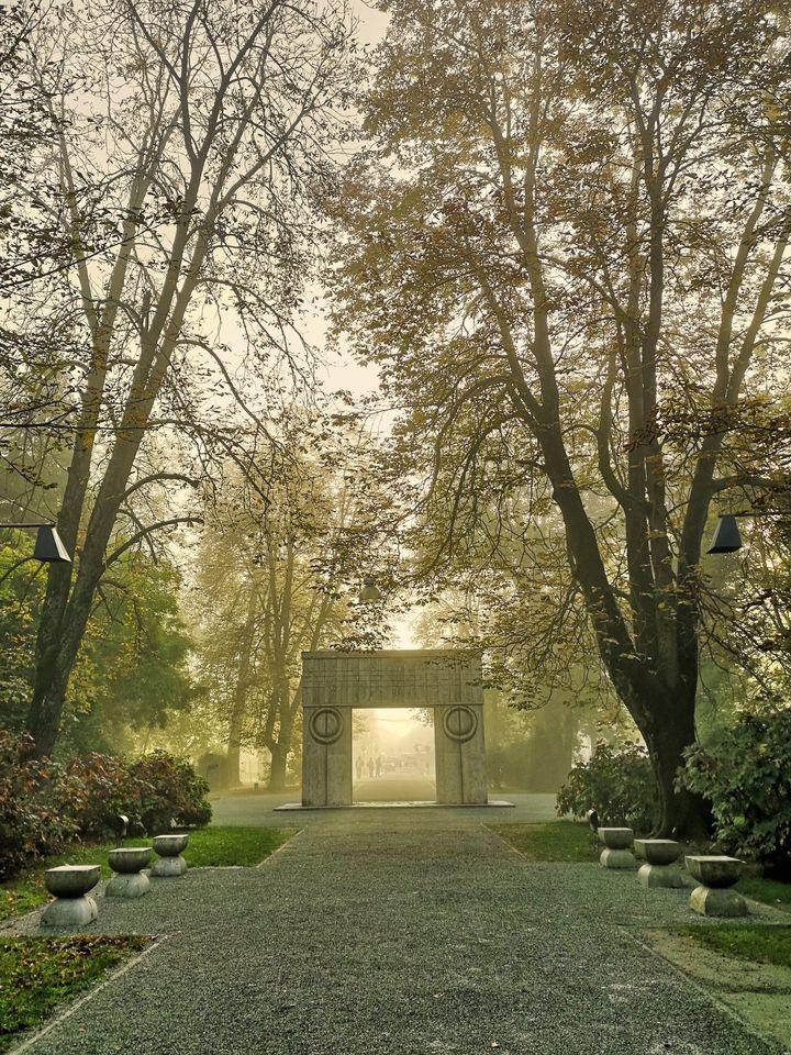 Poarta Sărutului/ foto: Ioan Scăunașu