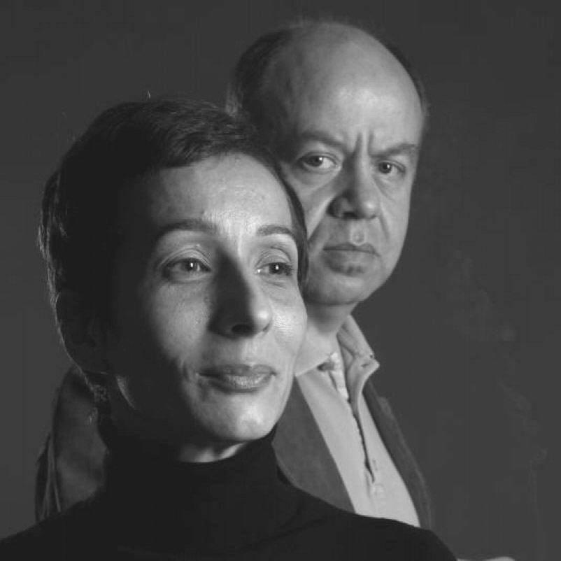 Iulia Stanciu și Florian Stanciu, fondatorii firmei Starh