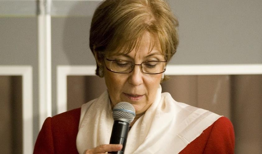 Ana Maria Zahariade, vicepreședinte al OAR/ foto: Arhitext