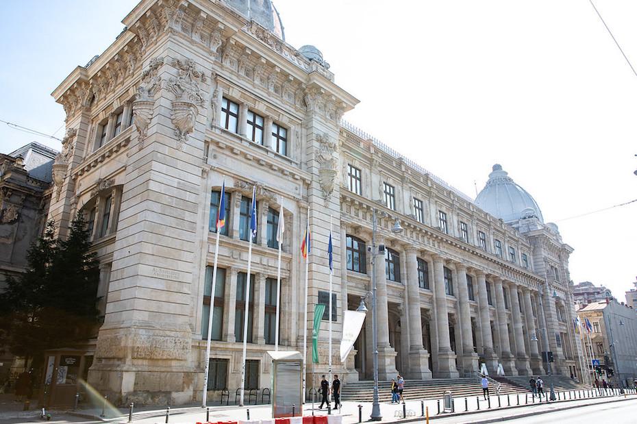 Muzeul Național de Istorie e României/ foto: Bogdan Iordache/PhotoCube