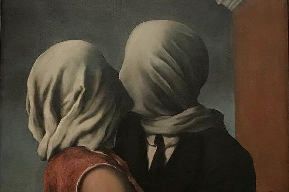 Rene Magritte amantii