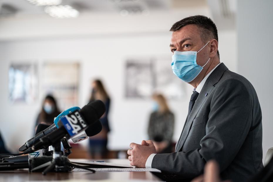 Bogdan Gheorghiu, ministrul Culturii/ foto: Adrian Scutariu