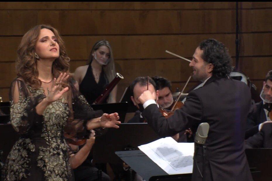 Concert ICR Soprana Alexandra Coman