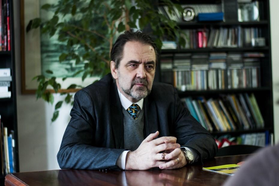 Mihai Constantinescu, directorul executiv al Festivalului George Enescu/ foto: Andrei Gîndac