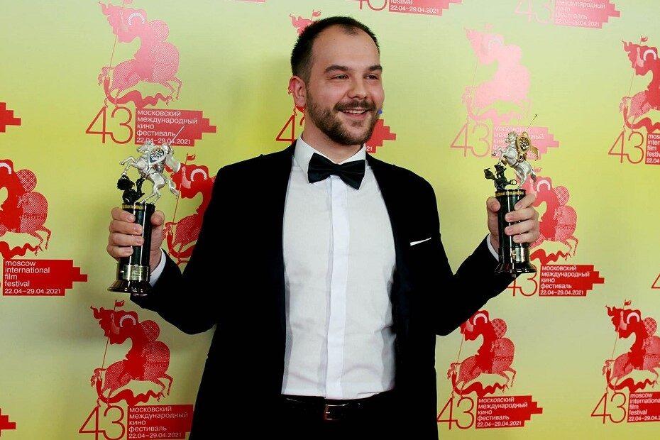 Andrei Hutuleac la Festivalul de Film de la Moscova