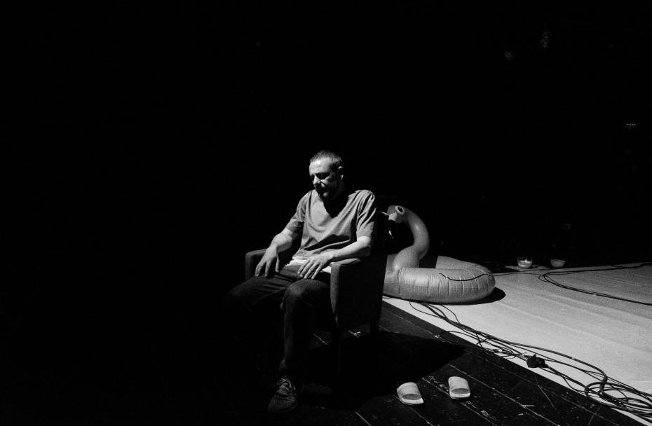 Bogdan Dumitrache la Apollo 111/ foto: Adelina Miron