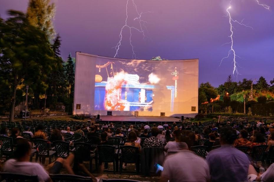 Ceau, cinema