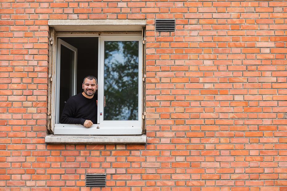 Eugen Jebeleanu foto Bogdan Iordache/Cultura la dubă