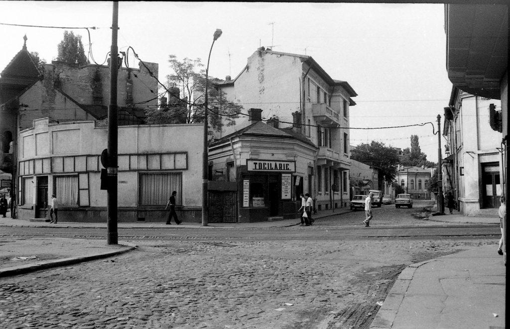 Calea Dudești 1976/ foto: Dan Vartanian